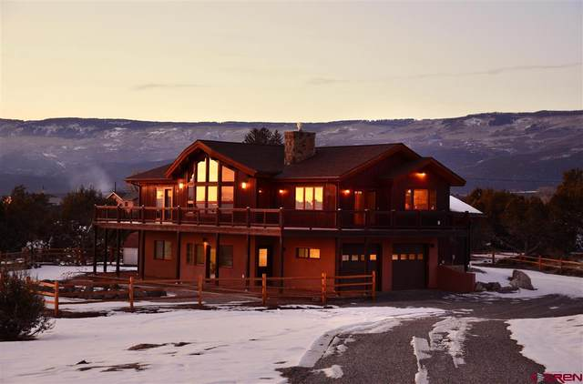 18017 Westridge Road, Cedaredge, CO 81413 (MLS #777715) :: The Dawn Howe Group | Keller Williams Colorado West Realty