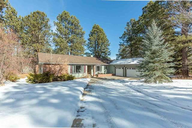 1306 Oak Drive, Durango, CO 81301 (MLS #777895) :: Durango Mountain Realty