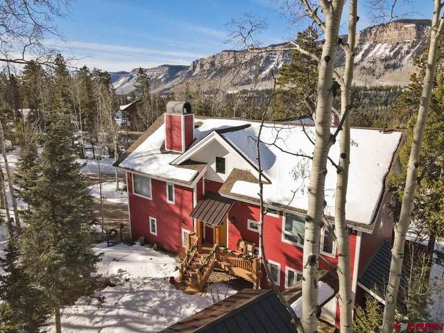 2018 Lake Purgatory Drive, Durango, CO 81301 (MLS #777975) :: The Dawn Howe Group | Keller Williams Colorado West Realty