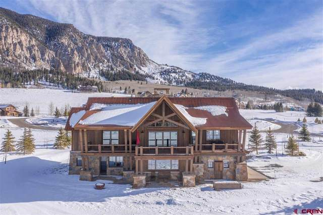 165 Trent Jones Way, Crested Butte, CO 81224 (MLS #778034) :: The Dawn Howe Group | Keller Williams Colorado West Realty