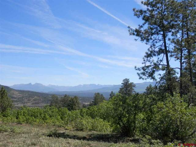 1550 Archuleta Mesa, Pagosa Springs, CO 81147 (MLS #778229) :: The Howe Group | Keller Williams Colorado West Realty