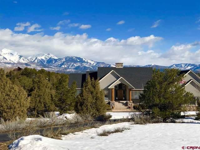 75 Deer Valley Road, Hesperus, CO 81326 (MLS #778256) :: Durango Mountain Realty