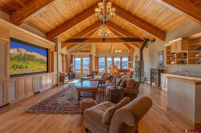 39 Whetstone Road, Mt. Crested Butte, CO 81225 (MLS #778295) :: The Howe Group | Keller Williams Colorado West Realty