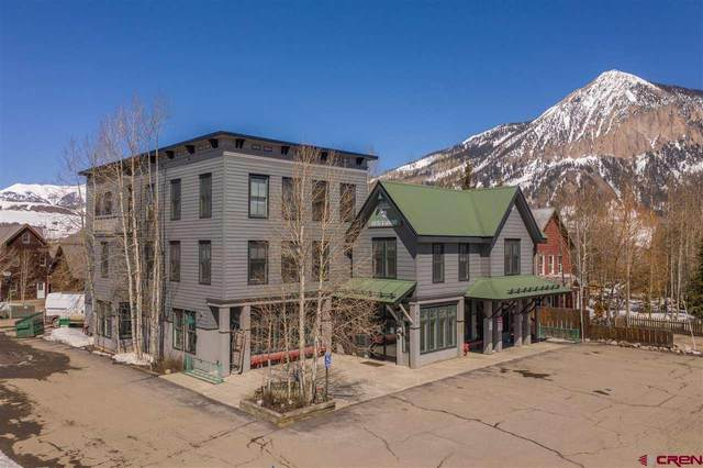 615 Teocalli Avenue, Crested Butte, CO 81224 (MLS #778468) :: The Howe Group | Keller Williams Colorado West Realty