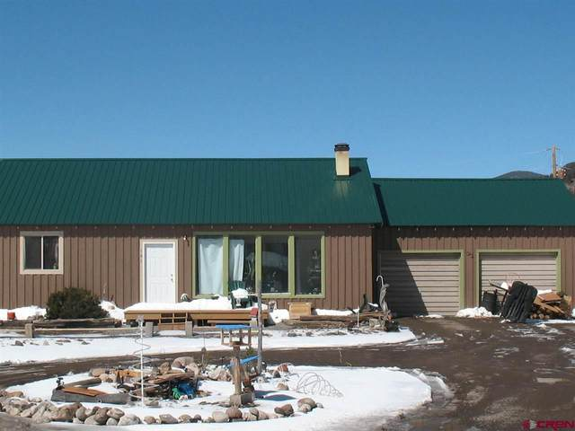 161 Vista Street, South Fork, CO 81154 (MLS #779021) :: The Dawn Howe Group | Keller Williams Colorado West Realty