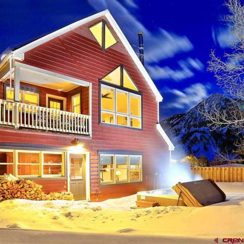 624 Gothic Avenue, Crested Butte, CO 81224 (MLS #779228) :: The Dawn Howe Group | Keller Williams Colorado West Realty