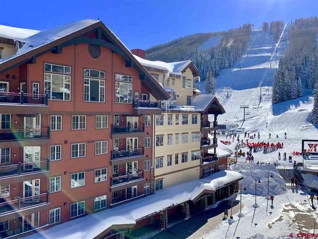 24 Sheol Street #205, Durango, CO 81301 (MLS #779428) :: The Dawn Howe Group | Keller Williams Colorado West Realty