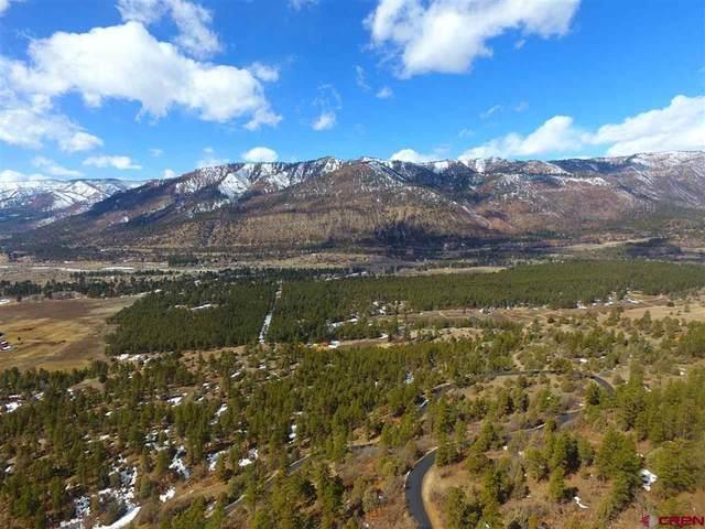 TBD Elkhorn Mountain Road, Durango, CO 81301 (MLS #779604) :: The Howe Group | Keller Williams Colorado West Realty