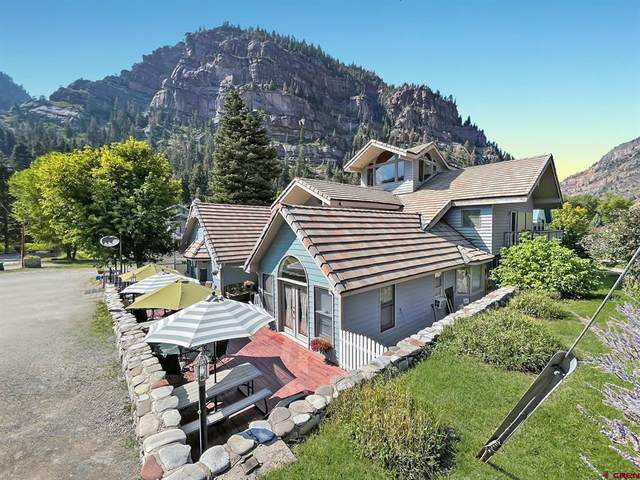 118 6th Avenue, Ouray, CO 81427 (MLS #779985) :: The Howe Group | Keller Williams Colorado West Realty