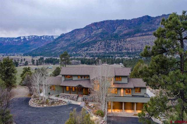 957 Elkhorn Mountain Road, Durango, CO 81301 (MLS #780223) :: Durango Mountain Realty