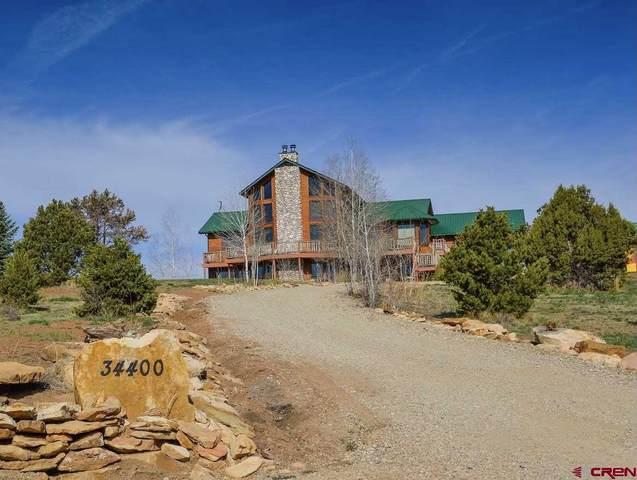 34400 Road R.1, Mancos, CO 81328 (MLS #781110) :: The Howe Group | Keller Williams Colorado West Realty