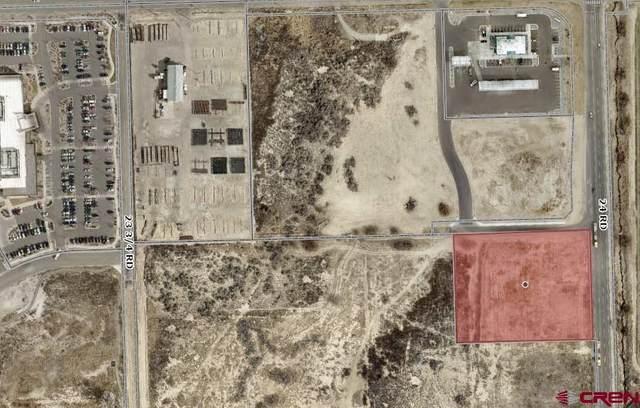 683 24 Road, Grand Junction, CO 81505 (MLS #781217) :: The Dawn Howe Group | Keller Williams Colorado West Realty