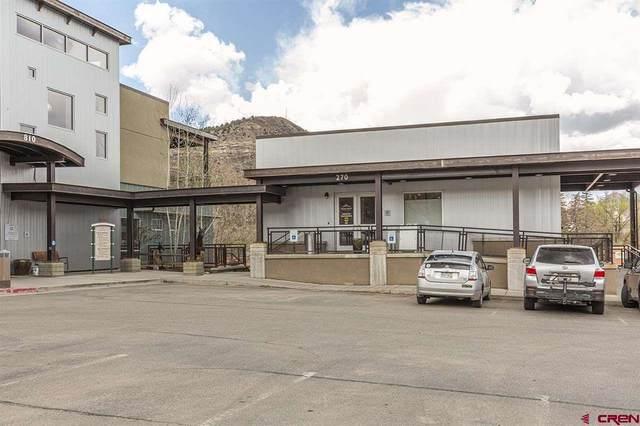 270 8th Avenue A-202, Durango, CO 81301 (MLS #781276) :: Durango Mountain Realty