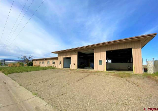 2304 Interstate Ave, Grand Junction, CO 81505 (MLS #781515) :: The Dawn Howe Group | Keller Williams Colorado West Realty