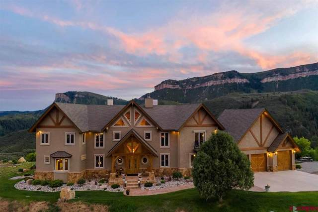 935 Mountain Memories Lane, Durango, CO 81301 (MLS #782339) :: Durango Mountain Realty