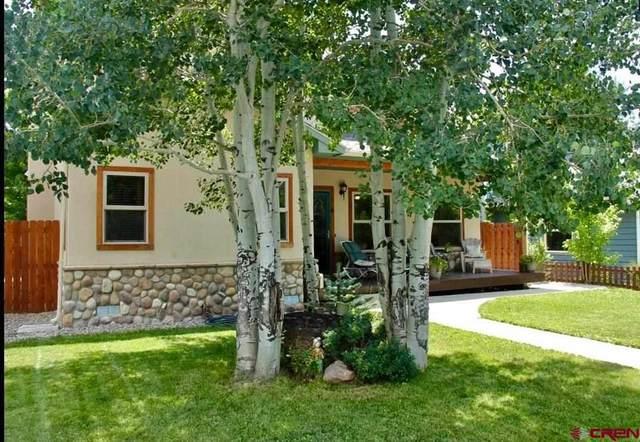 3012 E 3rd Avenue, Durango, CO 81301 (MLS #782481) :: The Howe Group | Keller Williams Colorado West Realty