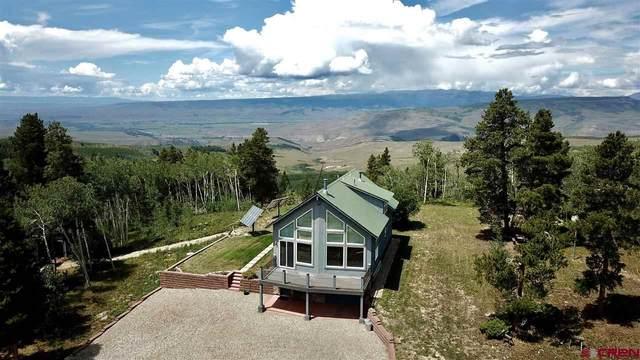 12000 Cr 743, Gunnison, CO 81230 (MLS #782545) :: The Howe Group | Keller Williams Colorado West Realty