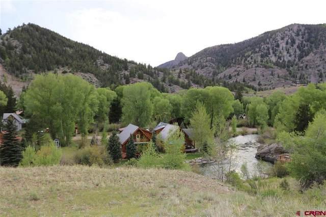 475 S Water Street, Lake City, CO 81235 (MLS #782869) :: The Howe Group | Keller Williams Colorado West Realty