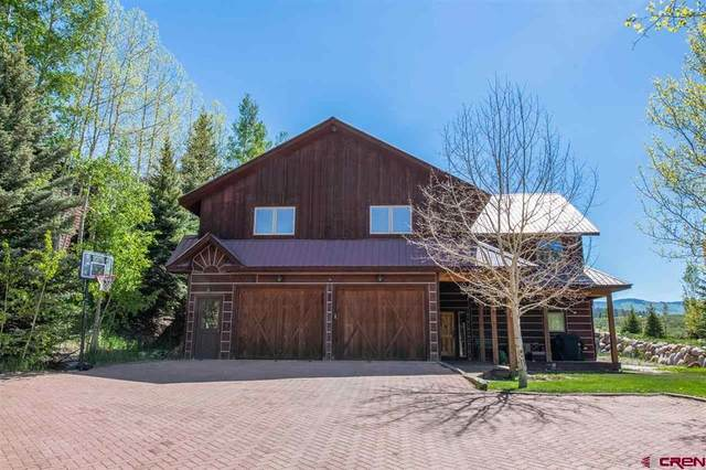 528 Slate River Drive, Crested Butte, CO 81224 (MLS #783076) :: The Howe Group | Keller Williams Colorado West Realty