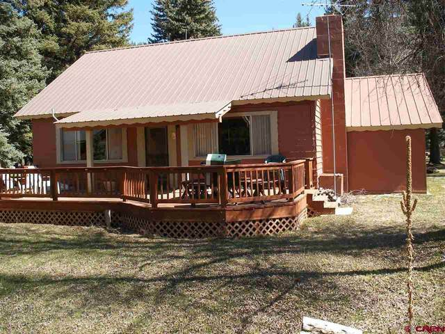 223 Tucker Lane, Bayfield, CO 81301 (MLS #783143) :: The Howe Group | Keller Williams Colorado West Realty