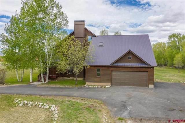 18 Mallard Point Drive, Gunnison, CO 81230 (MLS #783209) :: The Howe Group | Keller Williams Colorado West Realty