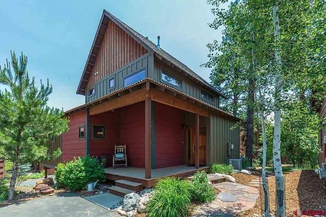 18 Tenderfoot Court G, Durango, CO 81301 (MLS #783420) :: Durango Mountain Realty