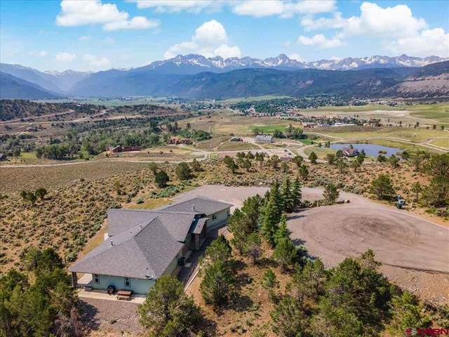 1328 Golden Eagle Trail, Ridgway, CO 81432 (MLS #783461) :: The Howe Group   Keller Williams Colorado West Realty