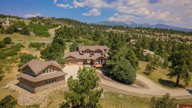 121 Bell Circle, Durango, CO 81303 (MLS #783659) :: Durango Mountain Realty