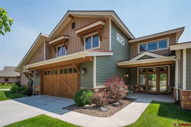 375 Trimble Crossing Drive, Durango, CO 81301 (MLS #783800) :: The Howe Group   Keller Williams Colorado West Realty