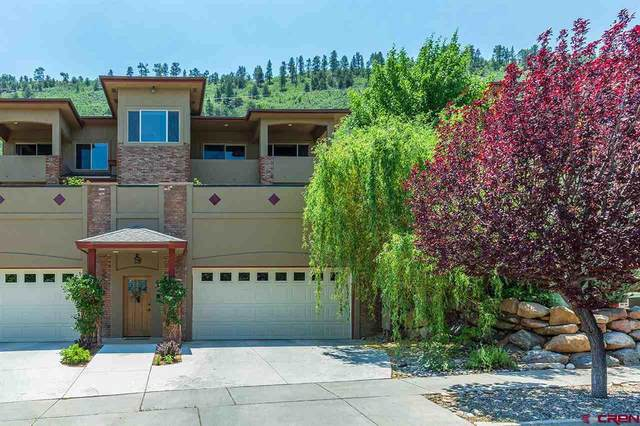 28 Coalbank Drive B, Durango, CO 81301 (MLS #783801) :: Durango Mountain Realty