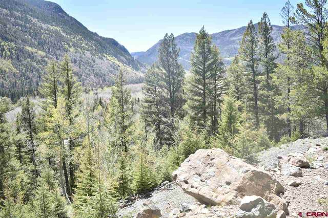 Tract 29 And 26, Jasper, CO 81132 (MLS #783805) :: The Howe Group | Keller Williams Colorado West Realty