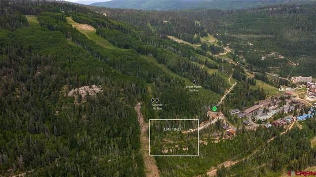 162 Double Diamond (Lot 27) Drive, Durango, CO 81301 (MLS #784085) :: The Howe Group | Keller Williams Colorado West Realty