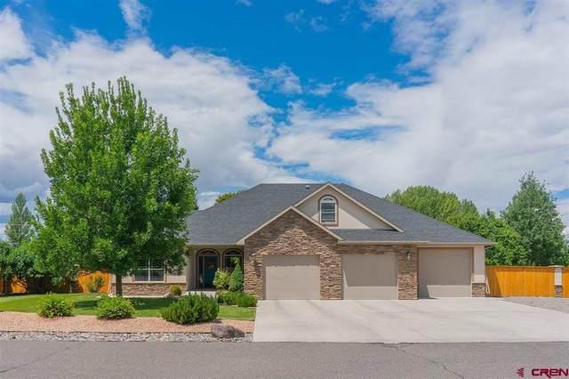 3272 Monte Vista Circle, Montrose, CO 81401 (MLS #784086) :: The Howe Group   Keller Williams Colorado West Realty