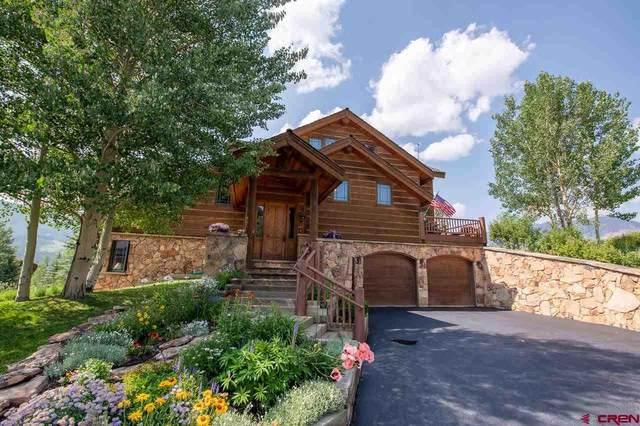 23 Gold Link Dr, Mt. Crested Butte, CO 81225 (MLS #784505) :: The Howe Group | Keller Williams Colorado West Realty