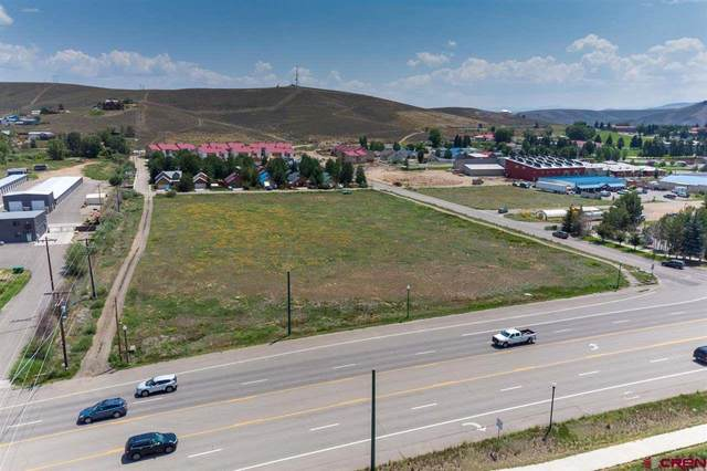 TBD Highway 135, Gunnison, CO 81230 (MLS #784520) :: The Howe Group | Keller Williams Colorado West Realty