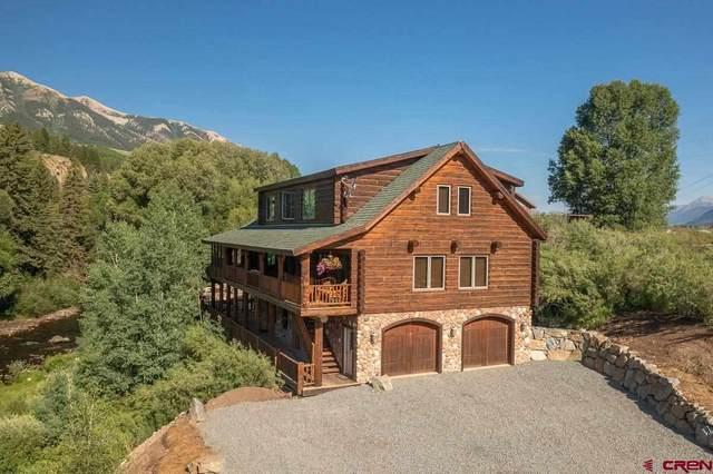 21759 Highway 135, Crested Butte, CO 81224 (MLS #784784) :: Dawn Howe Group | Keller Williams Colorado West Realty