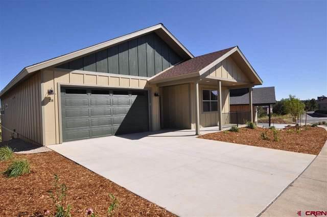 28 Salt Brush Street, Durango, CO 81301 (MLS #784802) :: Durango Mountain Realty