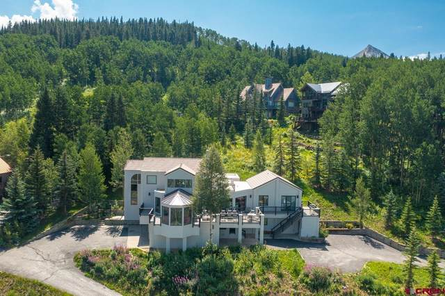 12 Timberland, Mt. Crested Butte, CO 81225 (MLS #784920) :: The Howe Group | Keller Williams Colorado West Realty