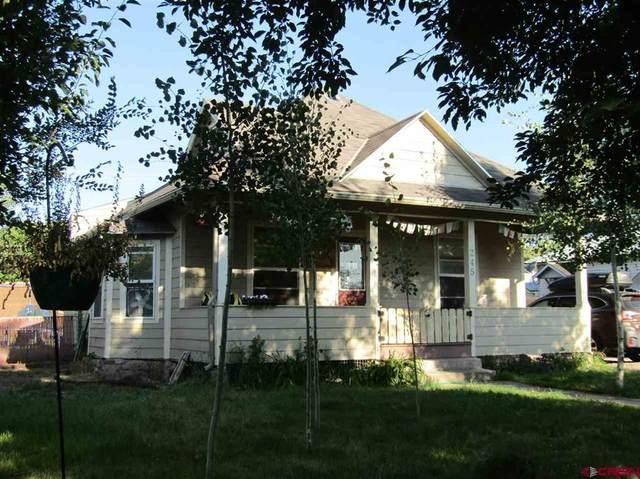 245 Morris Street, Monte Vista, CO 81144 (MLS #784984) :: The Howe Group | Keller Williams Colorado West Realty