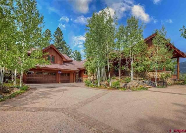 98 Ambush Canyon, Durango, CO 81301 (MLS #785001) :: The Howe Group | Keller Williams Colorado West Realty