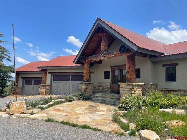 499 Waterview Drive, Ridgway, CO 81432 (MLS #785047) :: The Howe Group | Keller Williams Colorado West Realty