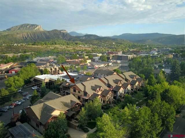 355 E 3rd Avenue #342, Durango, CO 81301 (MLS #785162) :: Durango Mountain Realty