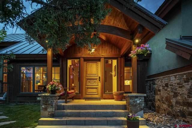274 Cutler Drive, Durango, CO 81301 (MLS #785303) :: The Howe Group | Keller Williams Colorado West Realty