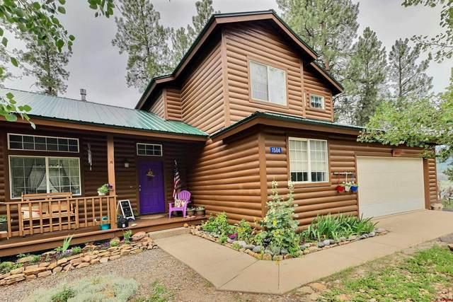 1584 Pine Valley Road, Bayfield, CO 81122 (MLS #785344) :: Dawn Howe Group | Keller Williams Colorado West Realty