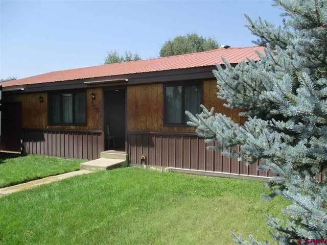 115 Floresta Street, Gunnison, CO 81230 (MLS #785402) :: The Howe Group   Keller Williams Colorado West Realty