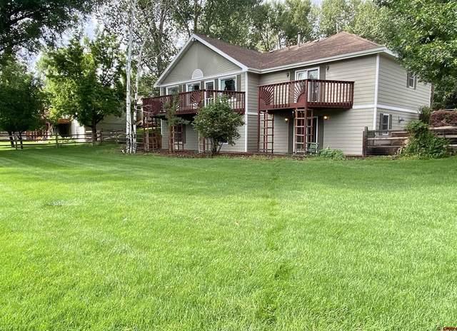 16910 Wildwood Drive, Montrose, CO 81403 (MLS #785411) :: The Howe Group | Keller Williams Colorado West Realty