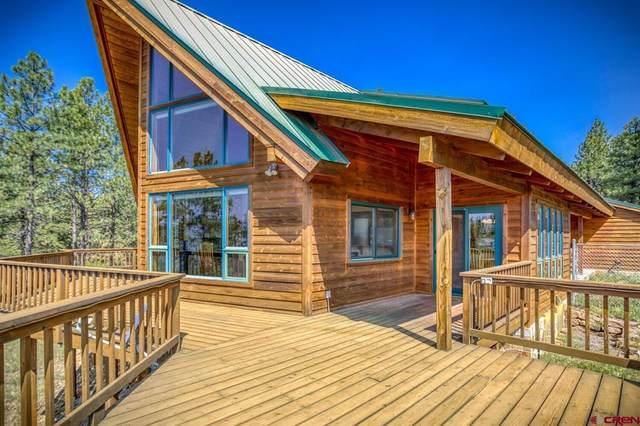 330 Peterson Ridge Court, Pagosa Springs, CO 81147 (MLS #785661) :: The Howe Group   Keller Williams Colorado West Realty
