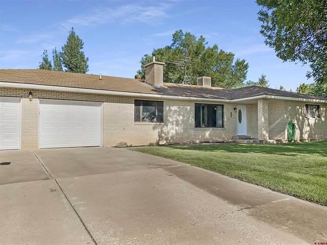 801 N Dolores Road, Cortez, CO 81321 (MLS #785673) :: The Howe Group   Keller Williams Colorado West Realty
