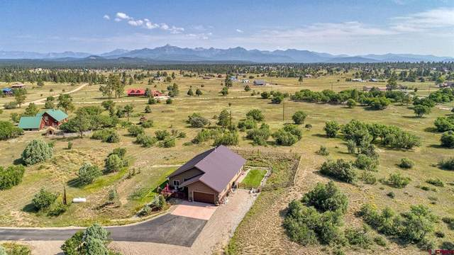706 Scenic Avenue, Pagosa Springs, CO 81147 (MLS #785827) :: The Howe Group   Keller Williams Colorado West Realty