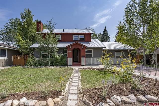 2208 Forest Avenue, Durango, CO 81301 (MLS #785839) :: Durango Mountain Realty